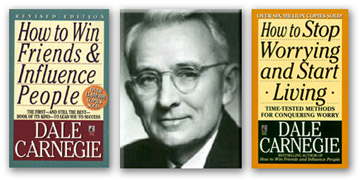 Dale Carnegie, writer, speaker, trainer